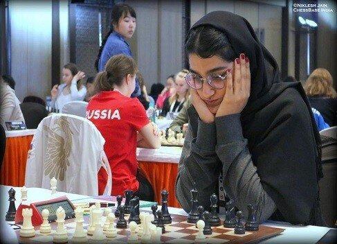 نایب قهرمان شطرنج جوانان دنیا: هدفم کسب مقام استاد بزرگی بانوان است