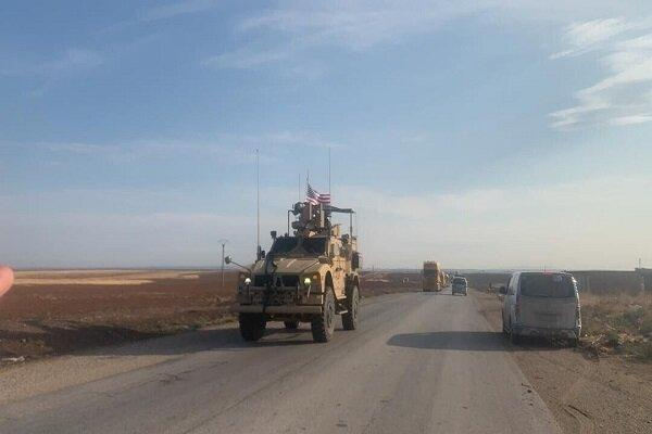 نخستین گشت زنی نظامیان آمریکایی در مرزهای مشترک سوریه و ترکیه