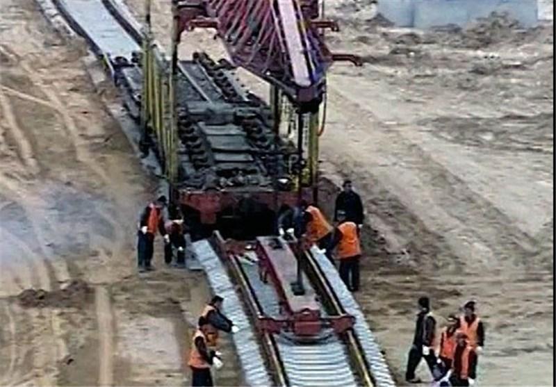 راه آهن چین از جهت افغانستان به خطوط ریلی ایران متصل خواهد شد