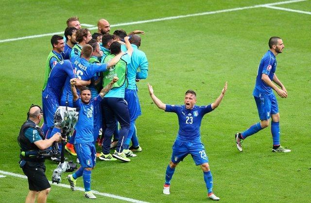 10 سال و 52 بازی بدون شکست برای ایتالیا در انتخابی جام جهانی و یورو