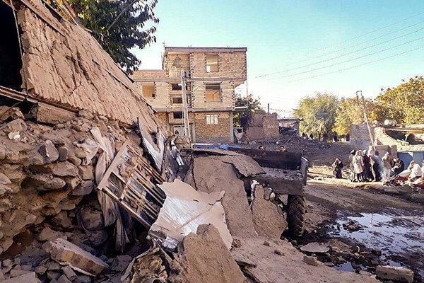 خون مورد احتیاج مجروحان مناطق زلزله زده آذربایجان شرقی تامین شده است
