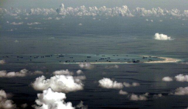 مانورهای چین برای رویارویی غیر منتظره در دریای چین جنوبی