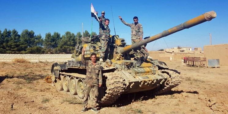 ارتش سوریه یک روستا را از عناصر وابسته به ترکیه پس گرفت