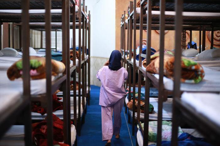 راه اندازی سومین گرمخانه زنان در پایتخت