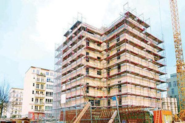 ضرورت کوشش دولت برای رونق بخش ساختمان