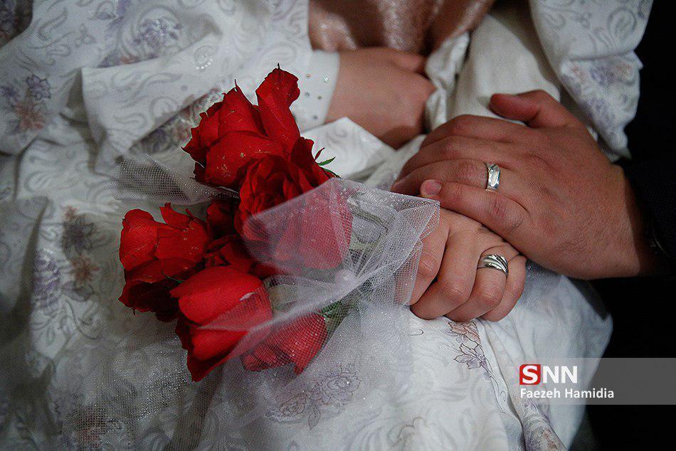 مراسم ازدواج دانشجویی در دانشگاه صنعتی شاهرود برگزار می گردد