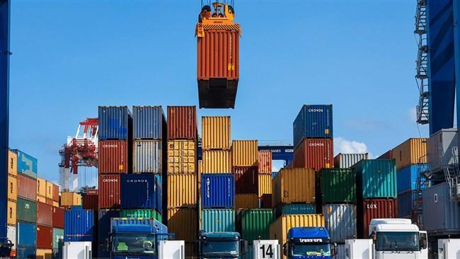 تراز تجاری کشور به منفی 1.3 میلیارد دلار رسید