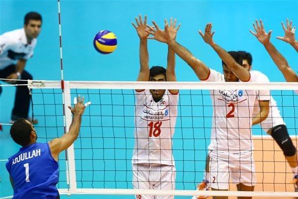دومین برد تیم ب ایران، قزاقستان هم بازنده شد