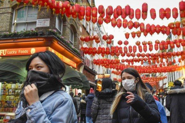 تمدید تعطیلات سال نو در چین از بیم سرایت ویروس مرگبار کرونا