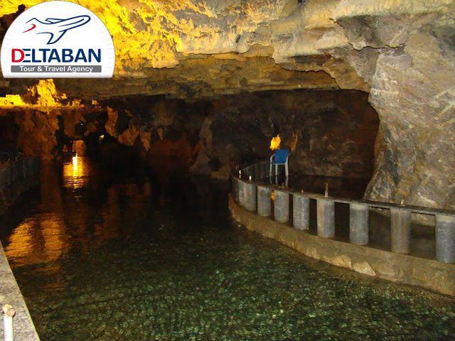سفری فوق العاده به غار علیصدر همدان