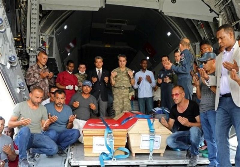 الشباب: هدف از عملیات تروریستی در موگادیشو اتباع ترکیه بود