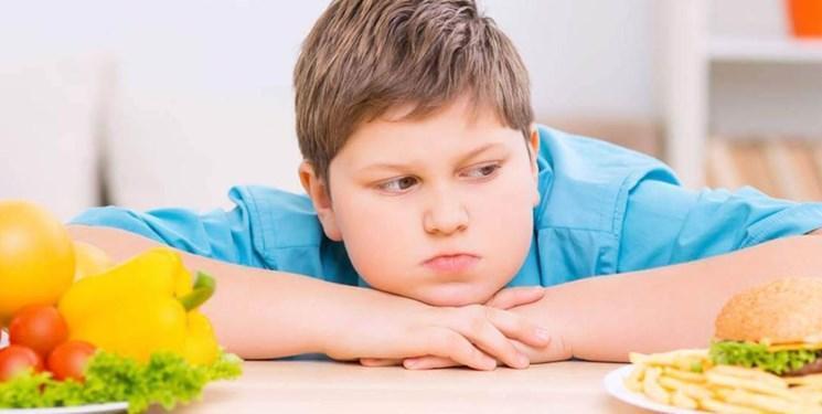 افزایش عجیب آمار بچه ها چاق