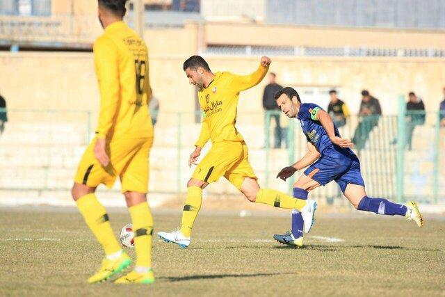 هفته 21 لیگ دسته اول فوتبال، جنگ داغ برای تصاحب صدر جدول
