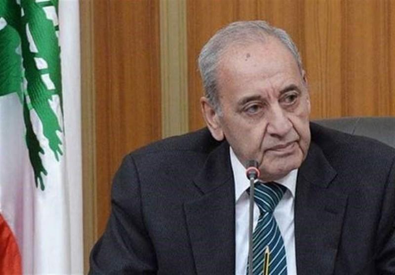 لبنان، نبیه بری: برای نجات کشور به راه حل های فوری نیازمندیم