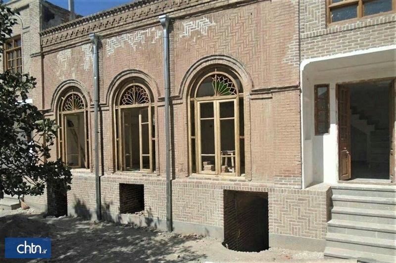 تکمیل 70درصدی مرمت خانه سرکاراتی تبریز
