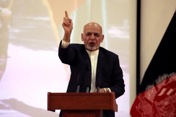 نخستین واکنش اشرف غنی به اعلام نتایج نهایی انتخابات افغانستان