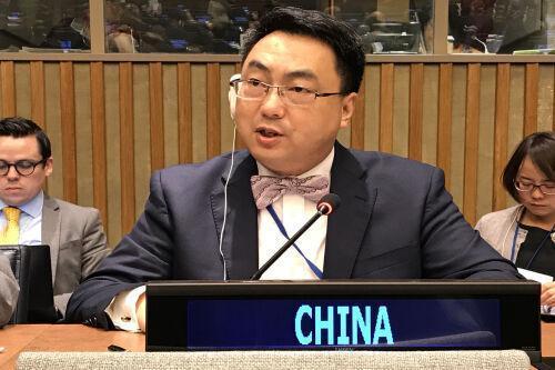چین: مسائل کنونی برجام ناشی از خروج آمریکاست