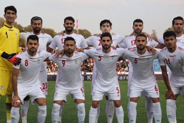 رنکینگ فیفا، ایران همچنان تیم 33 جهان است