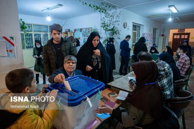 سرانجام اخذ رای در استان مرکزی