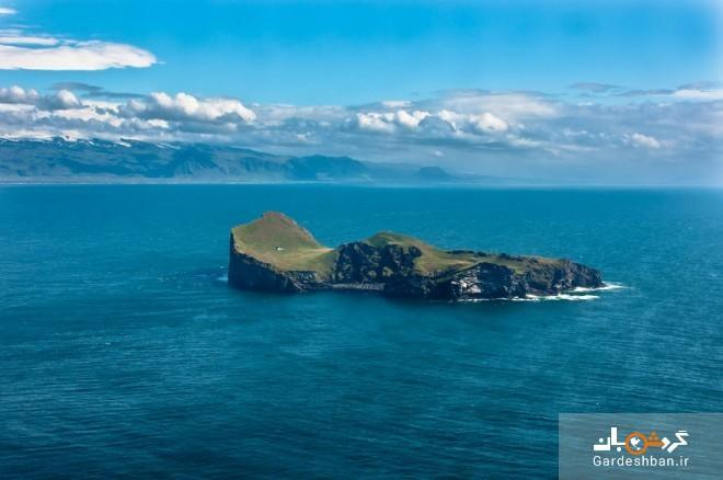 تنها ترین خانه در زیباترین جزیره ایسلند، عکس