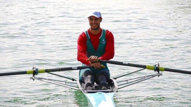 ملی پوش روئینگ: برای المپیکی شدن کم نمی گذارم، اتفاقات بزرگی در روئینگ رقم می زنم