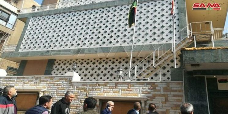 فیصل مقداد: بازگشایی سفارت لیبی در دمشق، مقدمه ای برای بازگشت سایر کشورهاست