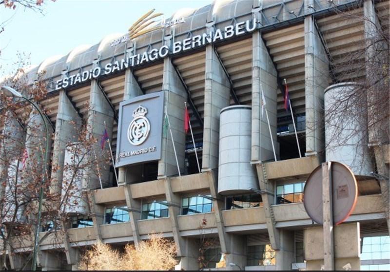 باشگاه رئال مادرید در بحبوحه کرونا آغاز به برداشتن سقف ورزشگاهش کرد!