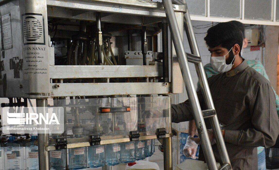 خبرنگاران 305 هزار لیتر الکل در لرستان تولید شد