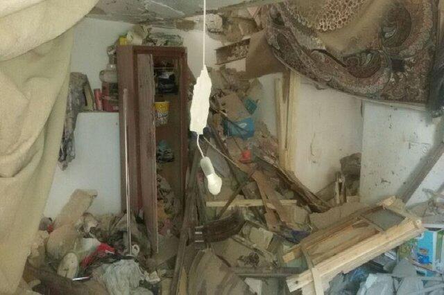 انفجار منزل مسکونی و فوت 2 نفر در بیرجند ، علت حادثه در دست آنالیز است
