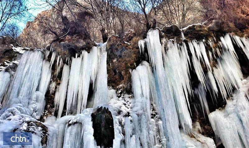 یخ در بهشت اخلمد
