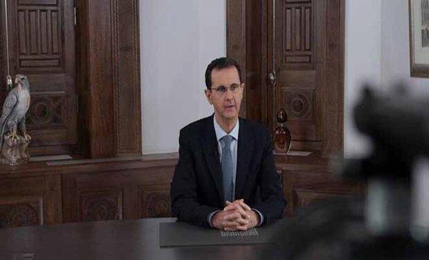 اعلام عفو عمومی از سوی بشار اسد