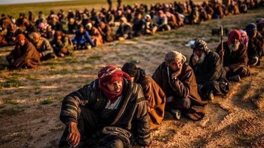 خبرنگاران منابع خبری از فرار داعشی های زندانی در شمال سوریه خبر دادند