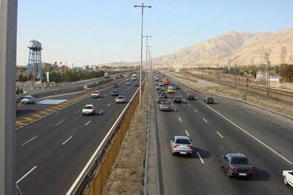 محدودیت هایی تردد خودروهای غیربومی در البرز