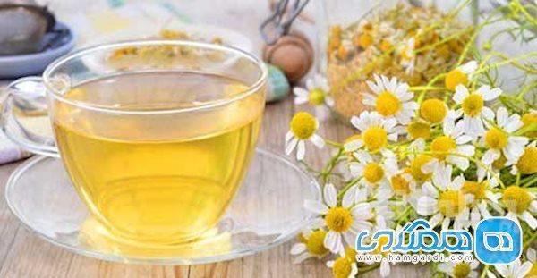 نوشیدن چای بابونه برای درمان کدام بیماری ها مفید است؟