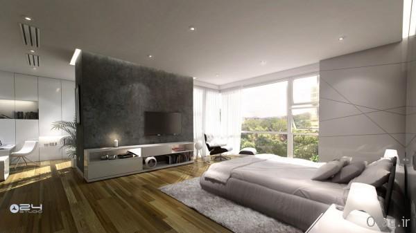 طراحی اتاق خواب رویایی ، دکوراسیون اتاق خواب شیک