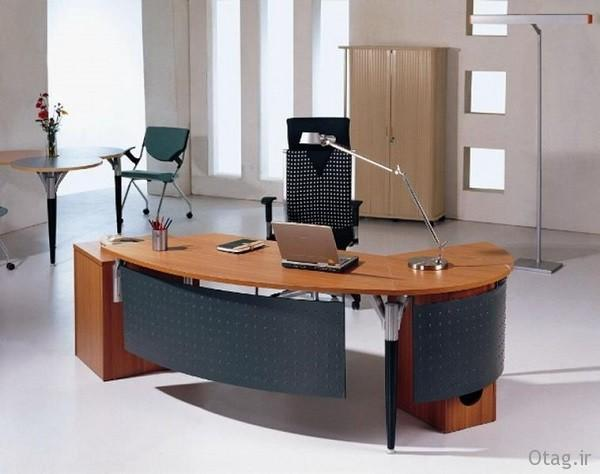 عکس انواع مدل میز اداری و مدیریت ، دکوراسیون اداری