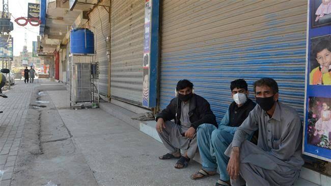 افزایش احتمالی مبتلایان به کرونا در پاکستان به یک میلیون نفر
