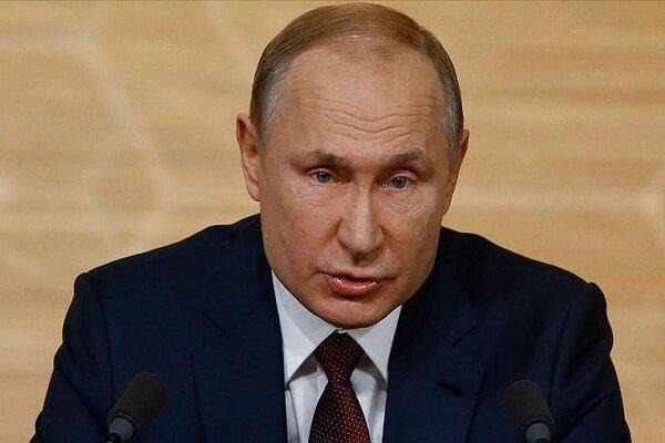 شرط پوتین برای شرکت در انتخابات ریاست جمهوری روسیه