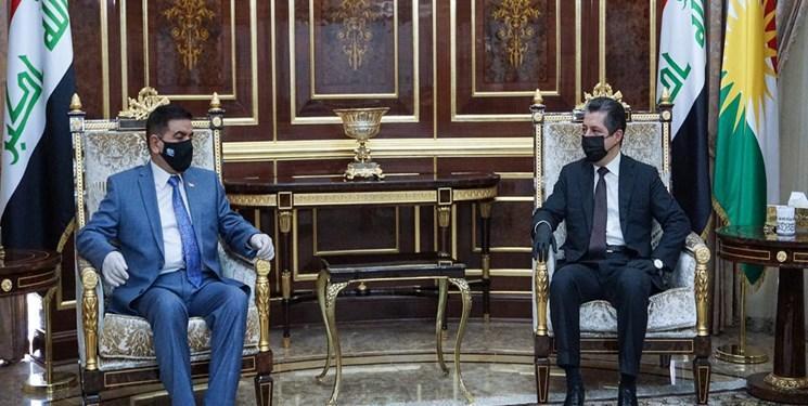 اربیل و بغداد همکاری برای مبارزه با داعش را تقویت می نمایند