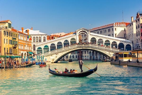 جاذبه های گردشگری ونیز ایتالیا
