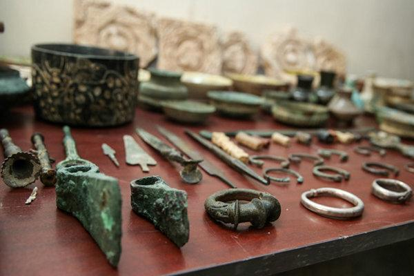 افزایش 54 درصد کشفیات اشیاء تاریخی در کرمانشاه