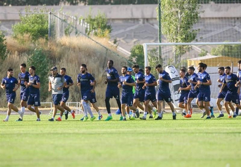 20 بازیکن استقلال برای سفر به مشهد تعیین شدند