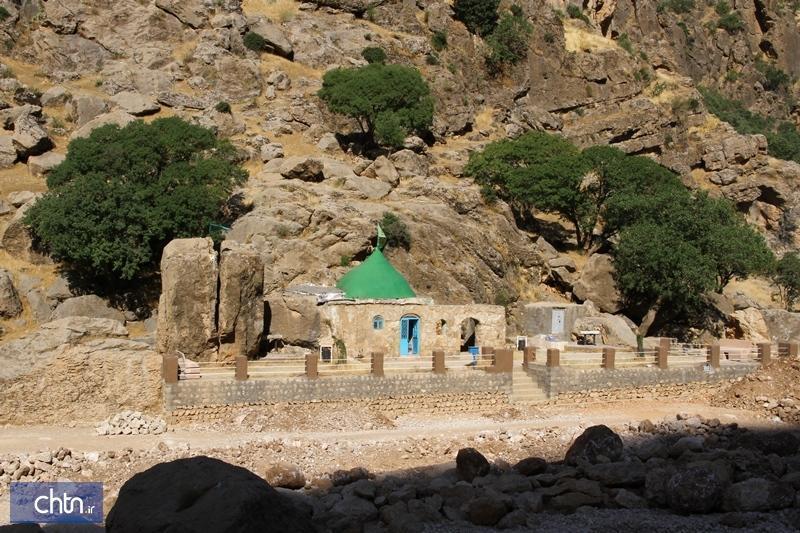 تکمیل راه دسترسی روستای گردشگری زنجیره علیا در ایلام