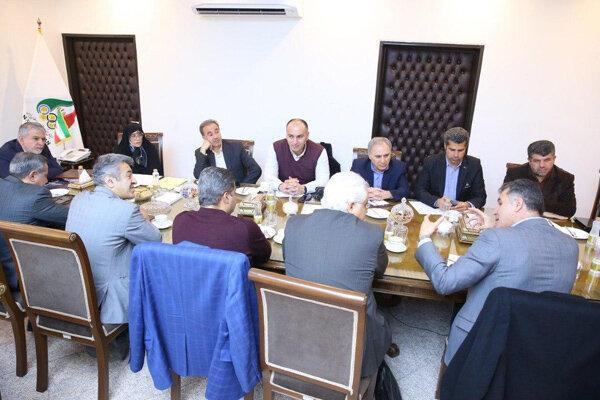 برگزاری نشست هیات اجرایی کمیته المپیک با حضور معاونان وزارت ورزش