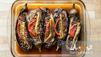 طرز تهیه کارنیاریک؛ بادمجان شکم پر ترکی با طعمی بی نظیر