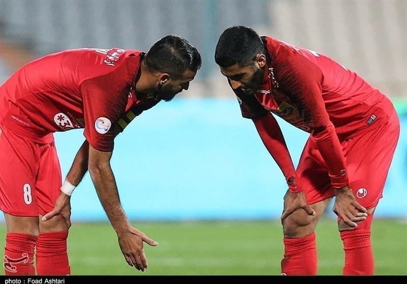 2 بازیکن پرسپولیس منتظر بازگشت گل محمدی
