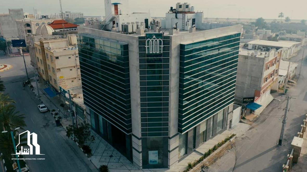 هتل آوینا قشم تحت پوشش بیمه آسماری