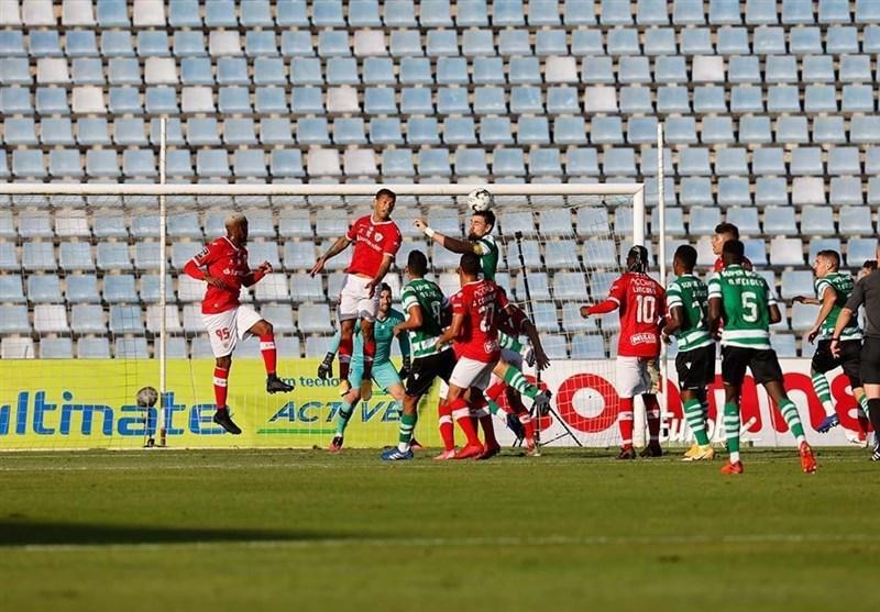 لیگ برتر پرتغال، شکست خانگی سانتا کلارا برابر اسپورتینگ