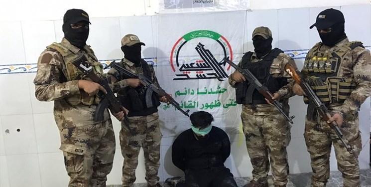 الحشد الشعبی، سرکرده داعش در نجف اشرف را به دام انداخت