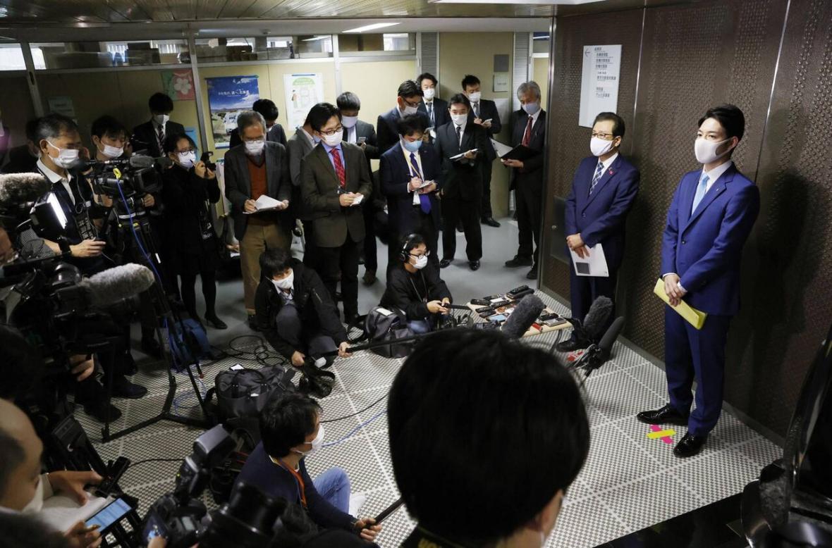 خبرنگاران هشدار مراکز بهداشتی کره جنوبی و ژاپن نسبت به شیوع کرونا
